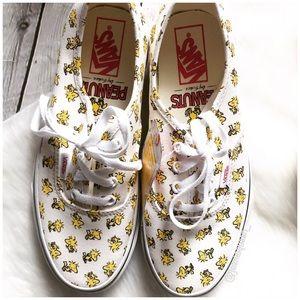 Vans Authentic Peanuts Woodstock Sneakers